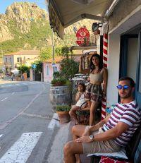 Kourtney Kardashian Vacation August 2019