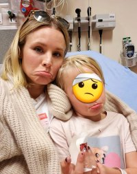 Kristen Bell Takes Daughter to Emergency Room After Smashing Finger in Door Most Relatable Parenting Quotes