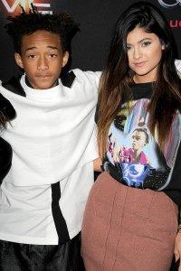 Kylie Jenner Through The Years 2013-Dates-Jaden-Smith