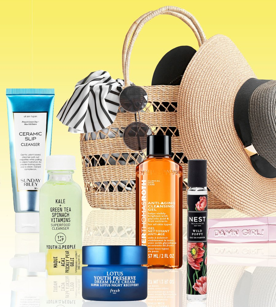 Labor Day Weekend Mini Beauty Products Feature