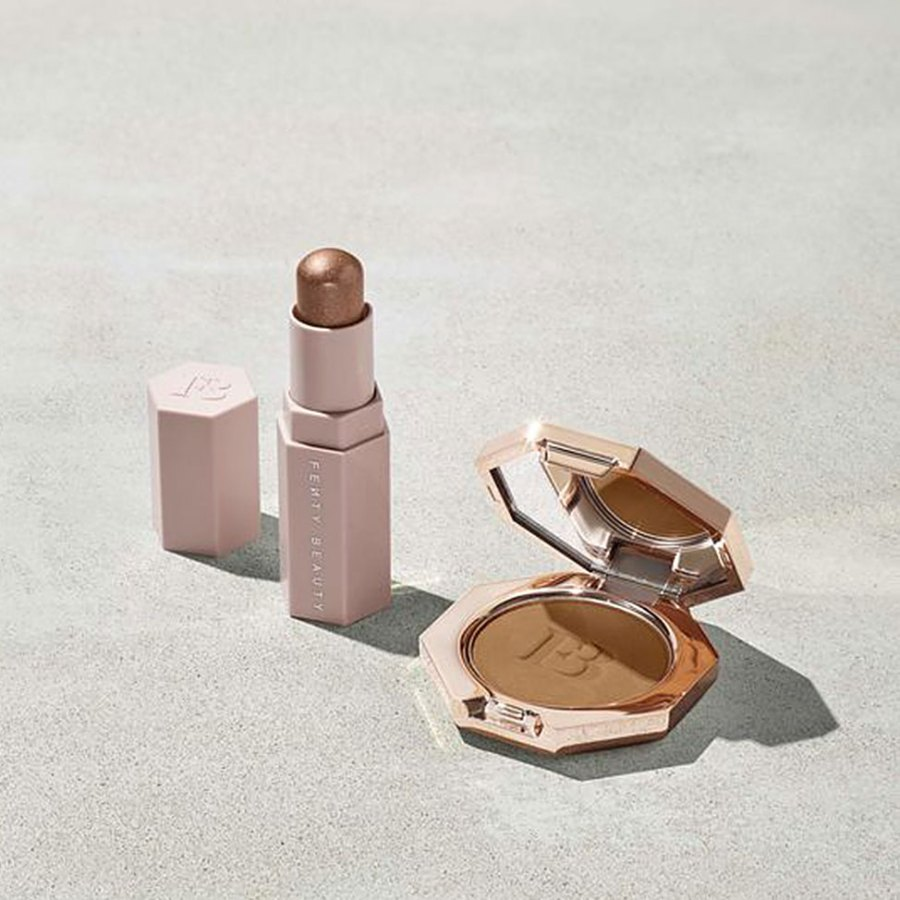 Labor Day Weekend Mini Beauty Products - Fenty Lil Bronze Duo