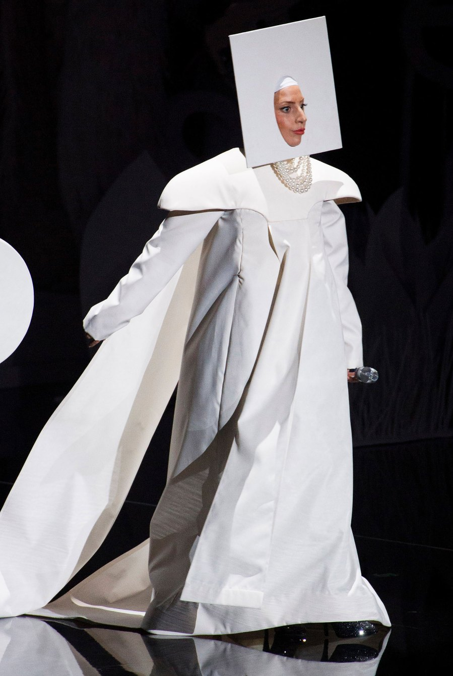 Lady Gaga Craziest VMA Looks - 2013