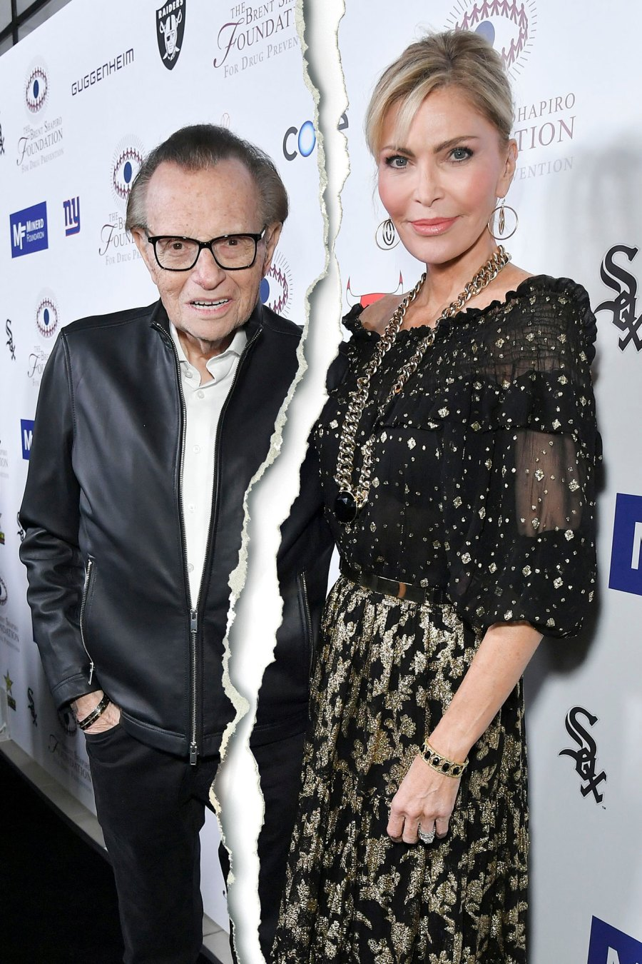 Larry King and Shawn King Divorce