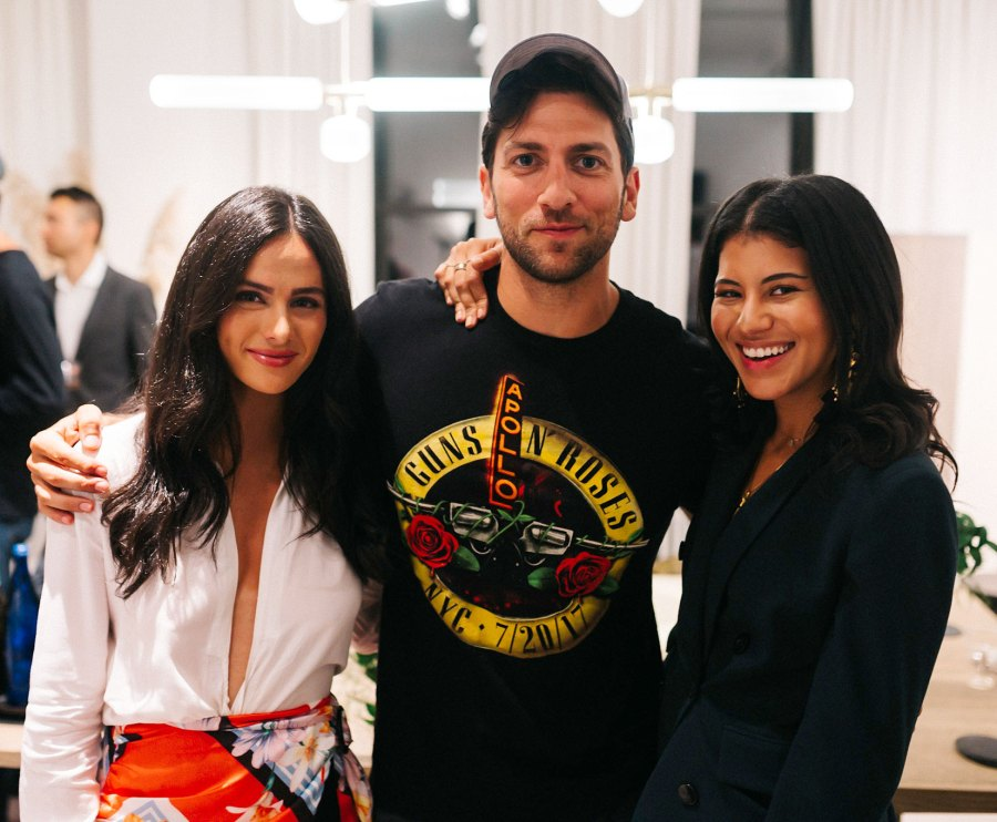 Online VIP Kenny Santucci, Lauren Bosco and Rachel Jolivette
