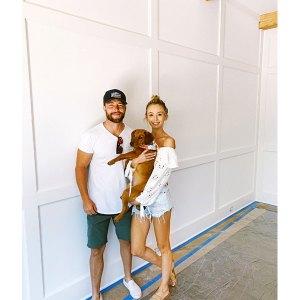 Lauren Bushnell Chris Lane Adopt Dog Buy a House