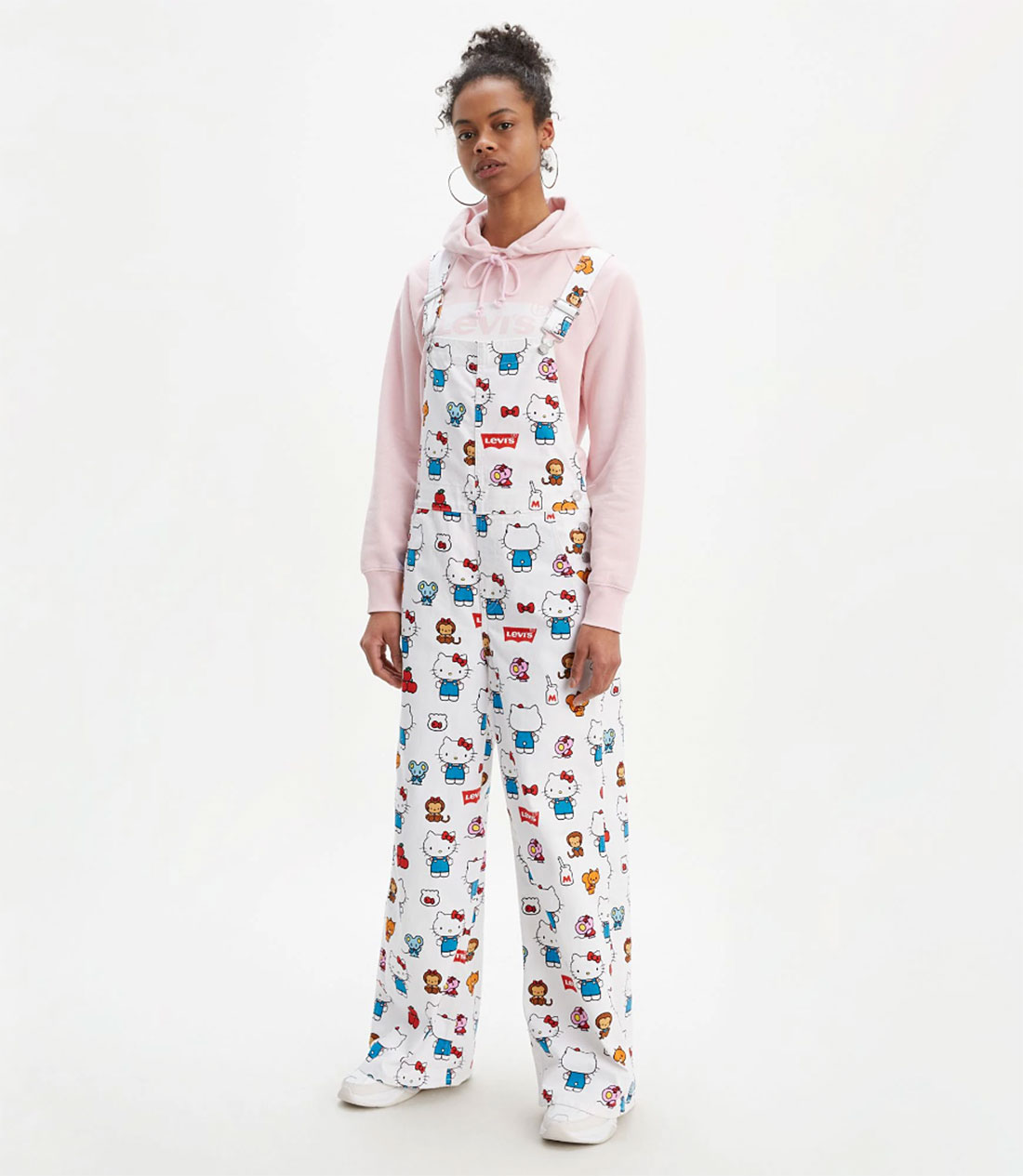 Levi's x Hello Kitty Limited-Edition Collection 2019: Pics