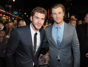 Liam Hemsworth Leaning On Brother Chris Amid Breakup