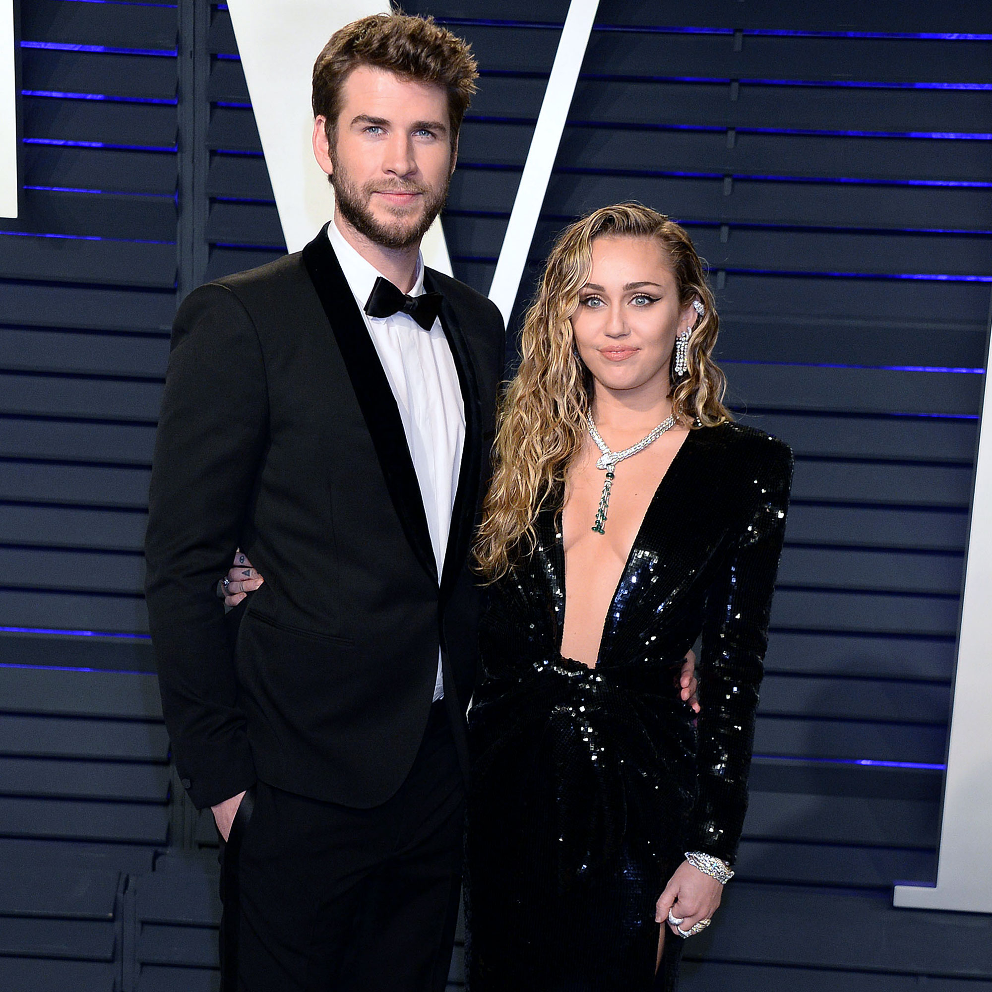 Liam Hemsworth Wishes Miley Cyrus 'Nothing But Happiness' After Split