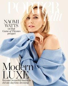 Naomi Watts 'Proud of Her Coparenting Relationship Ex-Husband Liev Schreiber PorterEdit