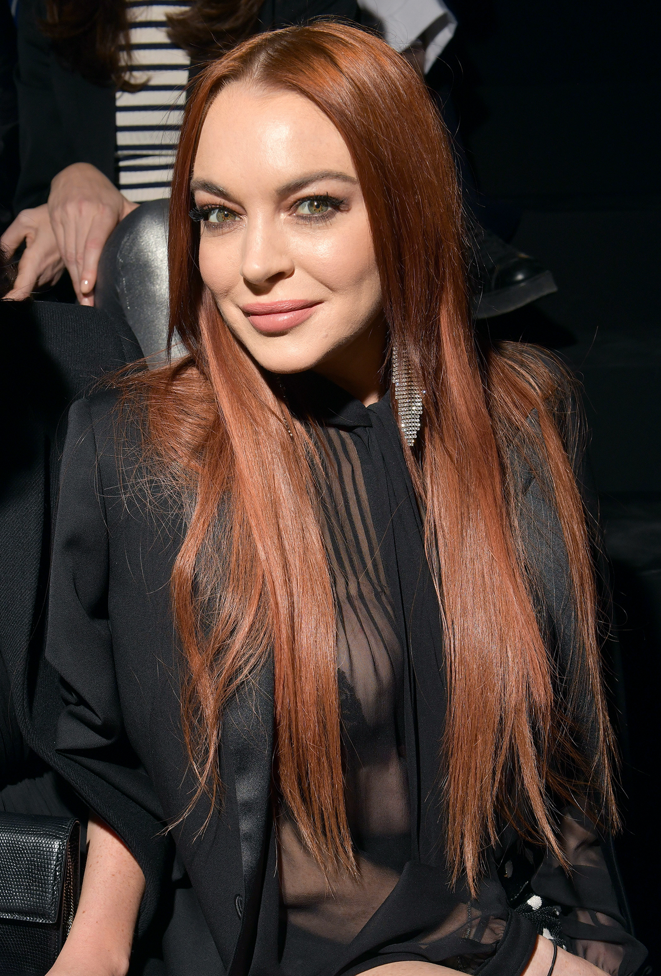 Lindsay Lohan Turns Beauty Influencer for a Hot Sec ...