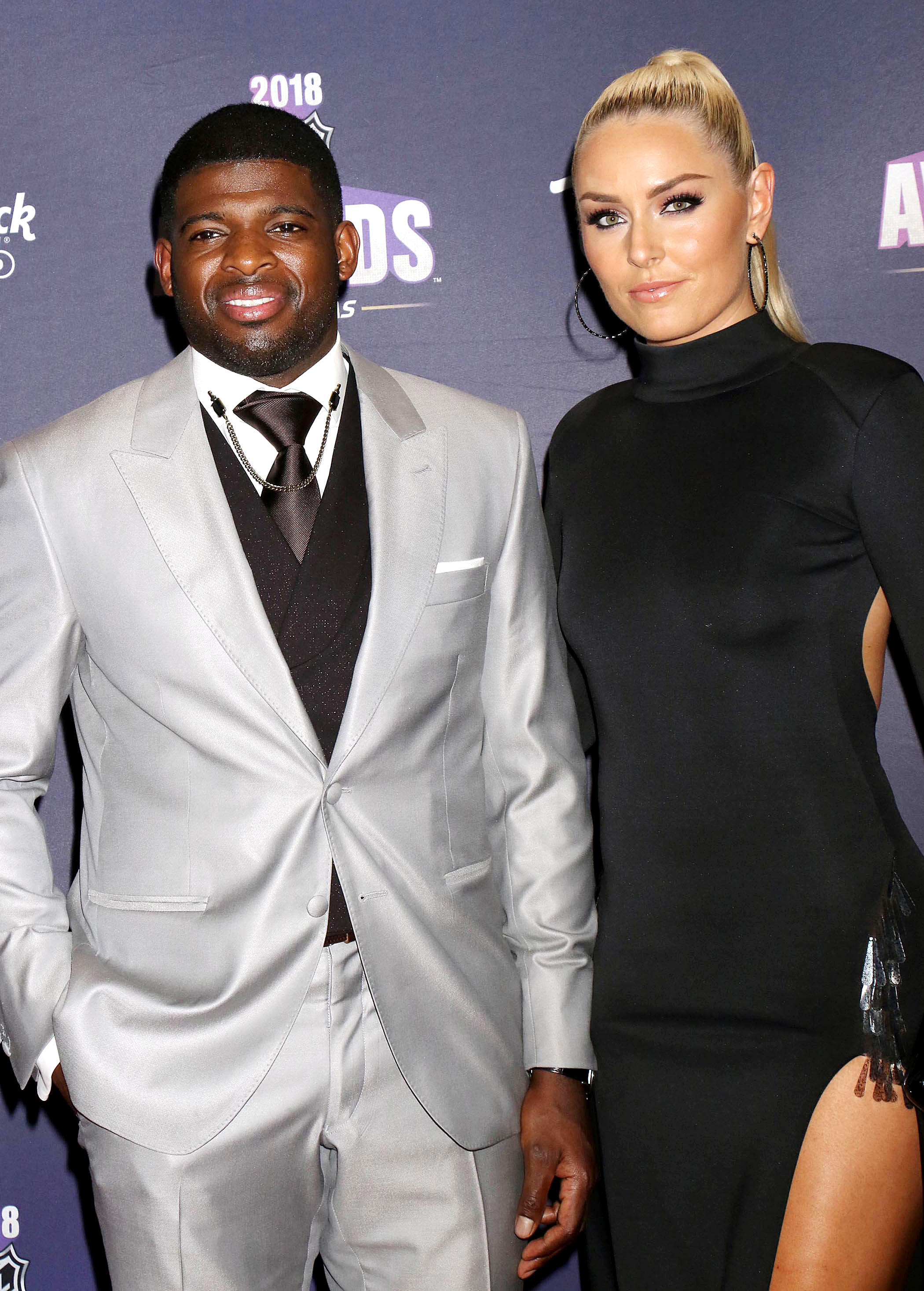Wedding Bells! Lindsey Vonn and P.K. Subban Are Engaged thumbnail
