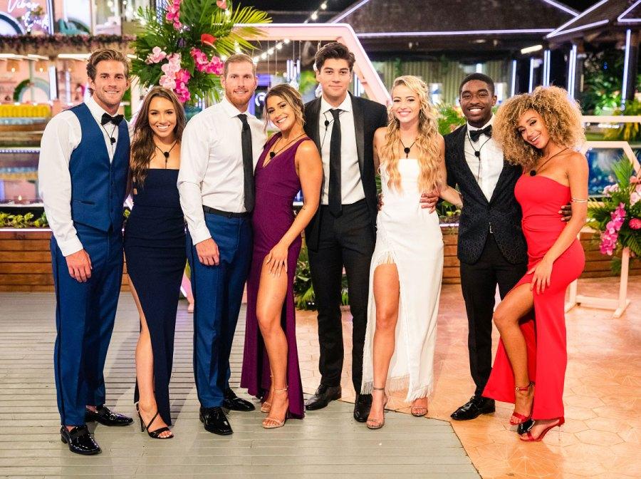 Love Island Winners Revealed