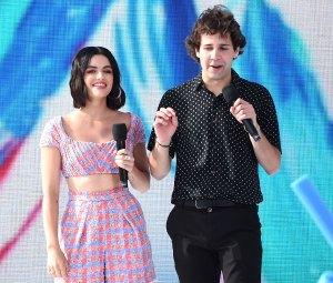 Lucy Hale and David Dobrik Host Teen Choice Awards 2019