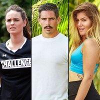 MTV The Challenge US Team Laurel Stucky, Jordan Wiseley, Tori Deal