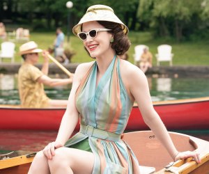 The Marvelous Mrs Maisel, Midge's Hair
