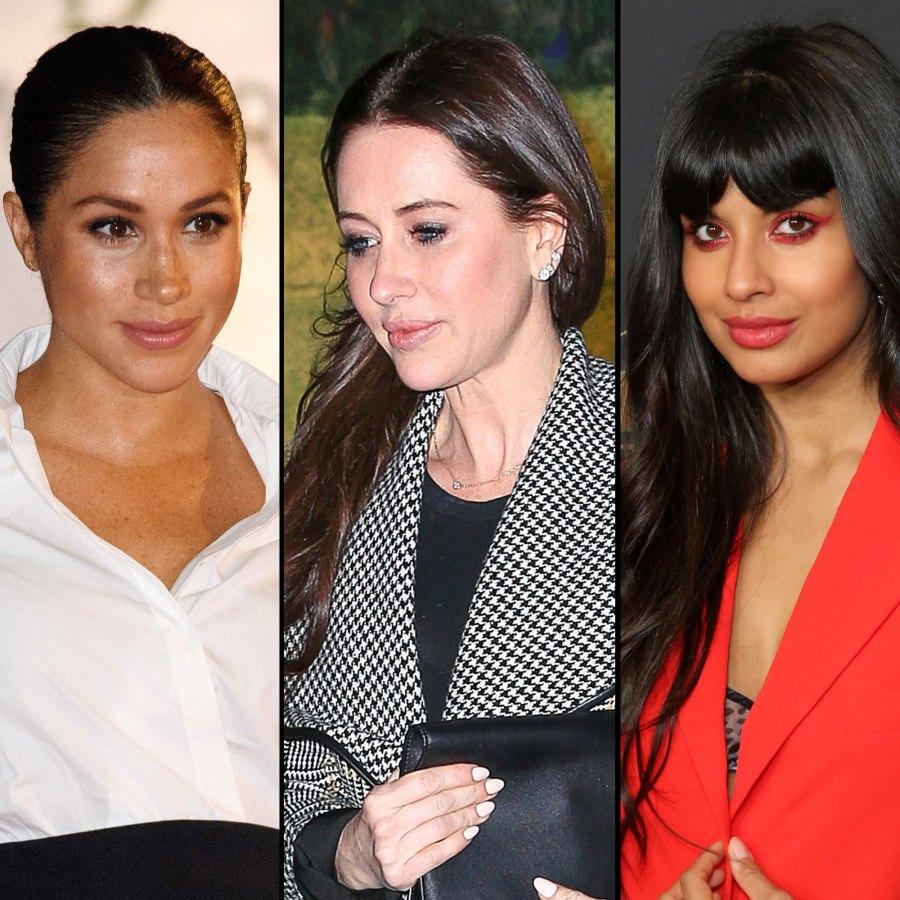Meghan Markle, Jessica Mulroney, Jameela Jamil