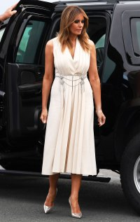 melania trump's most stylish first lady moments