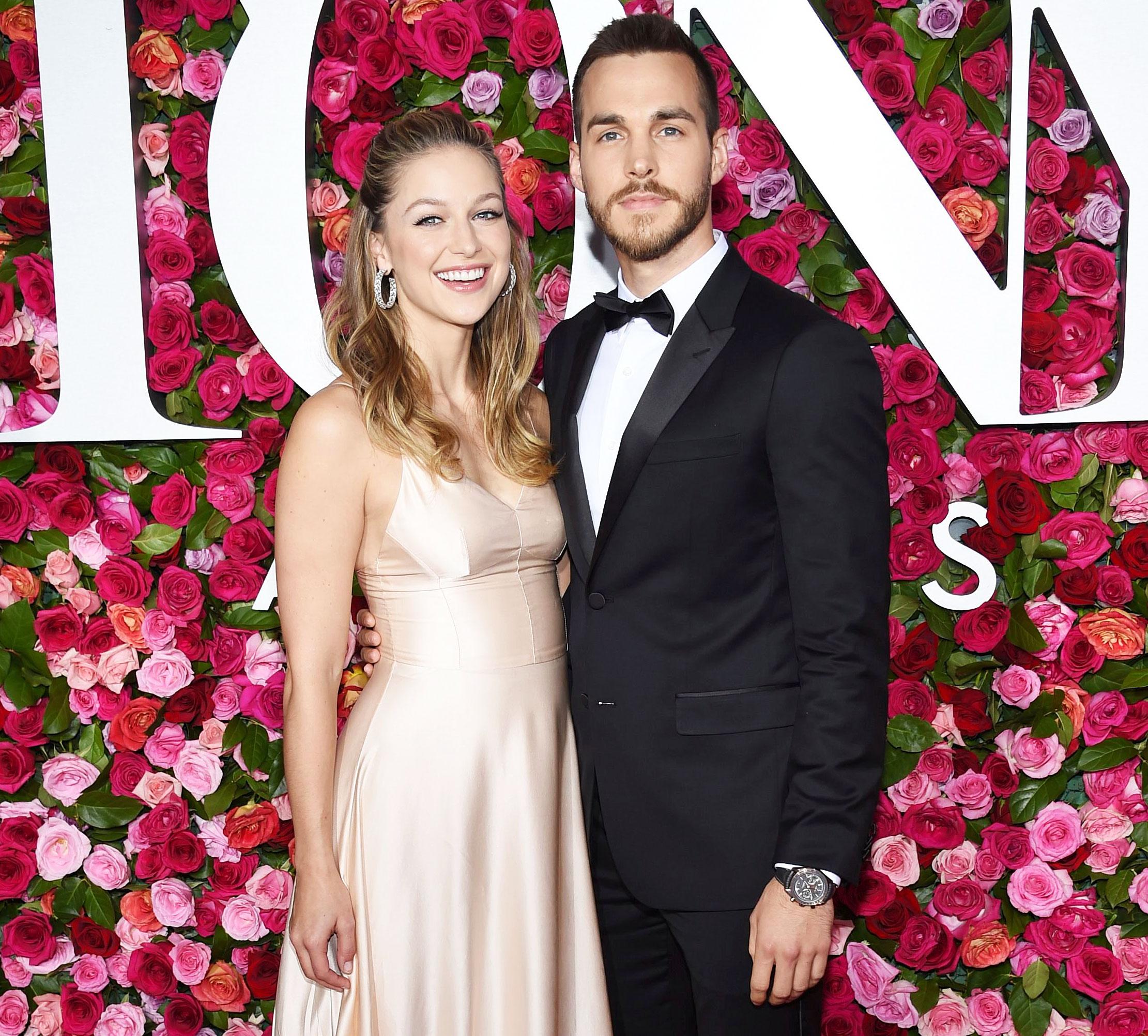 Supergirl' Costars Melissa Benoist and Chris Wood Marry