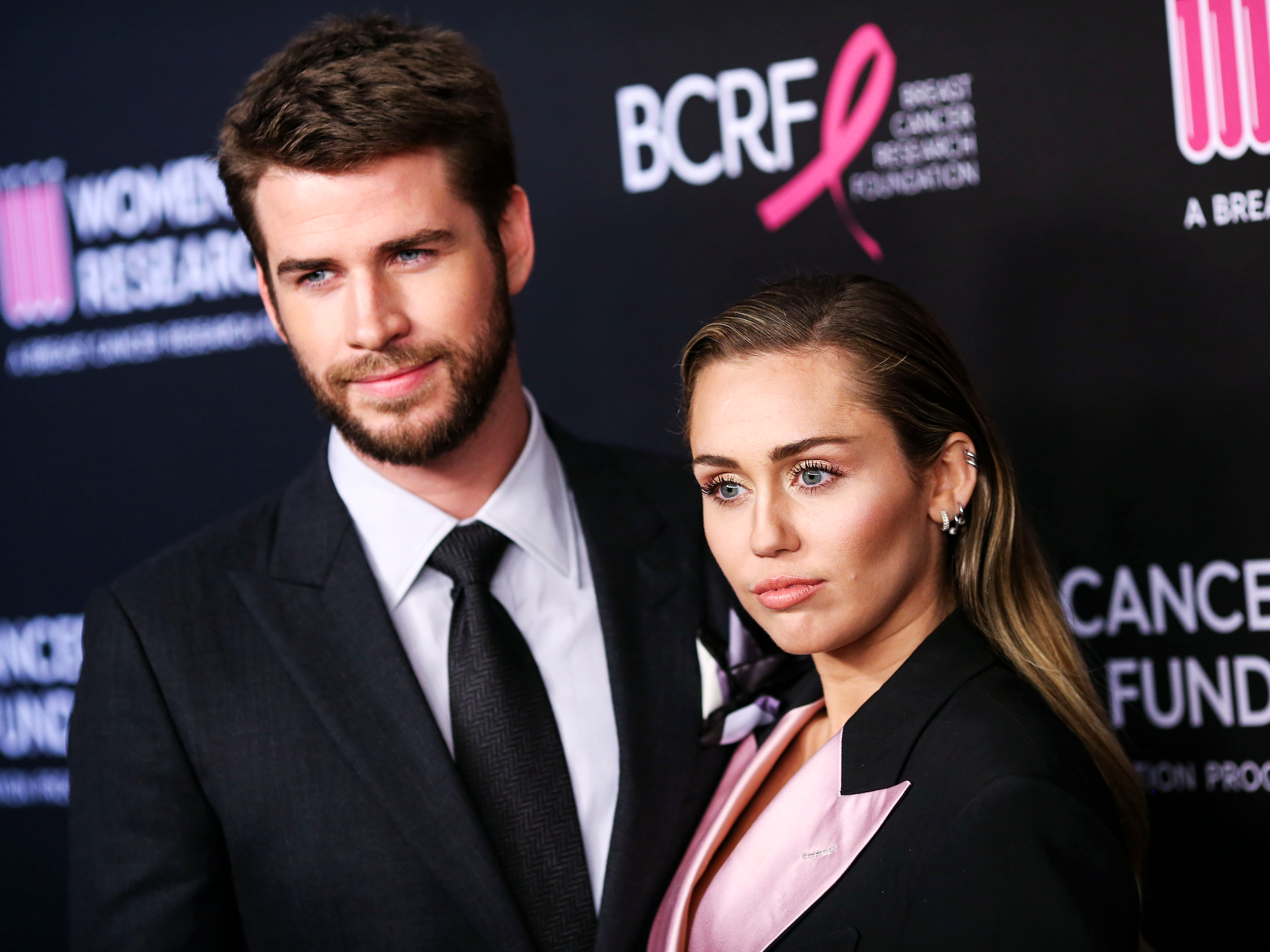 Miley Cyrus Files For Divorce From Liam Hemsworth