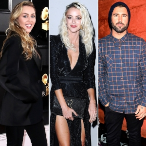 Miley Cyrus and Kaitlynn Carter Started Hooking Up After Brody Jenner Split
