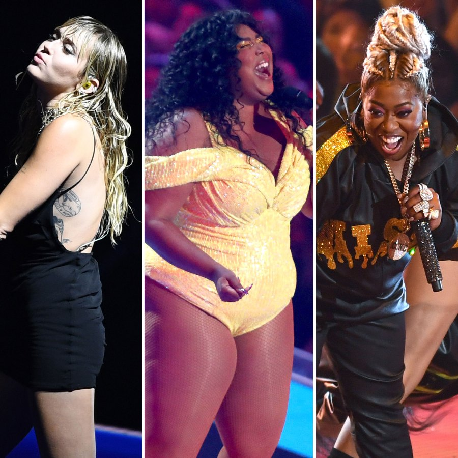 Miley Cyrus, Lizzo, Missy Elliott Perform VMAs 2019