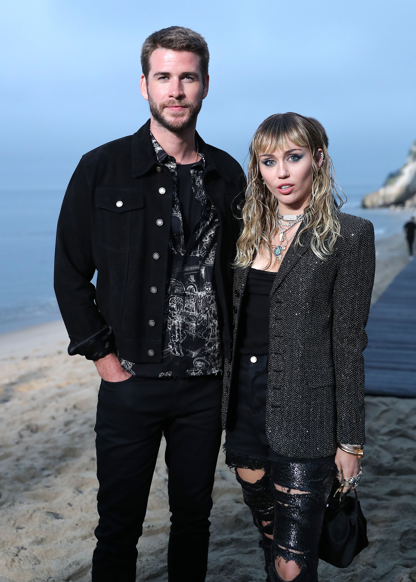 Miley Cyrus Shares Pic From Recording Studio Following Split Liam Hemsworth