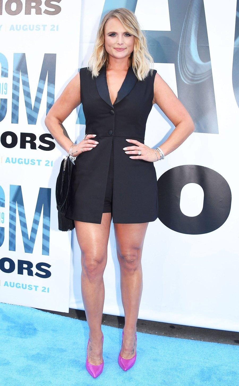 Miranda Lambert ACM Honors Pantsless August 21, 2019