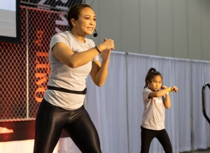 Mother-Daughter Workout Class - Wellness Your Way Festival