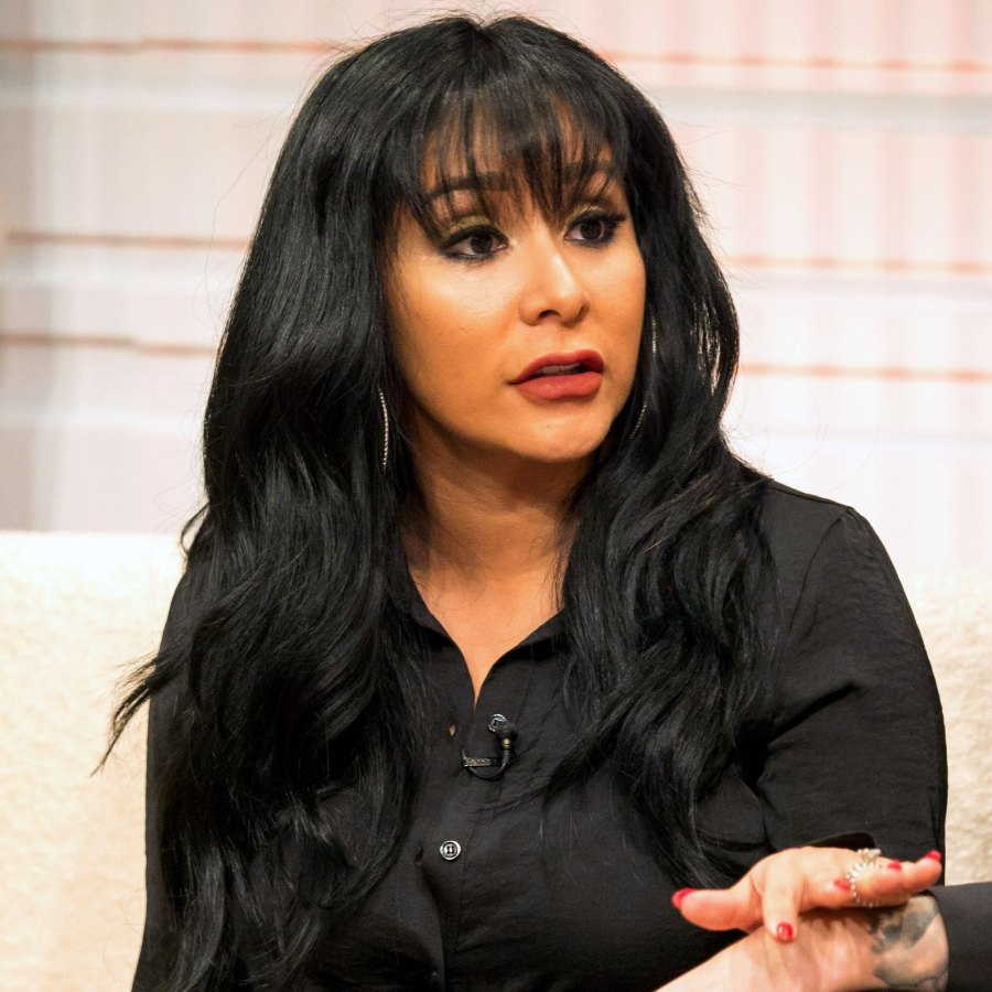 Nicole 'Snooki' Polizzi Storms Out of 'Jersey Shore' House Screaming