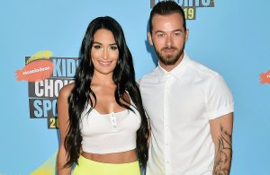 Nikki Bella Says Boyfriend Artem Chigvintsev's 'DWTS' Season 28 Absence Is 'Their Loss'