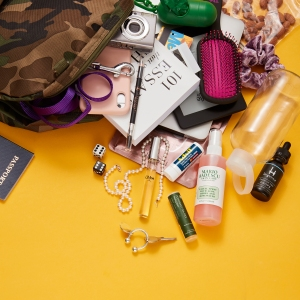 Nina Agdal: What's in My Bag?