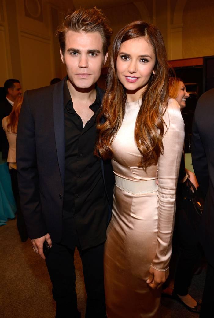 Paul Wesley Clashed With Vampire Diaries Costar Nina Dobrev