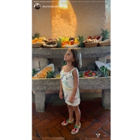 Penelope Disick Italy Vacation