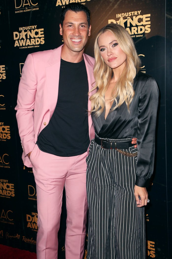 Peta Murgatroyd Maksim Chmerkovskiy and Peta Murgatroyd 'Dancing With the Stars'