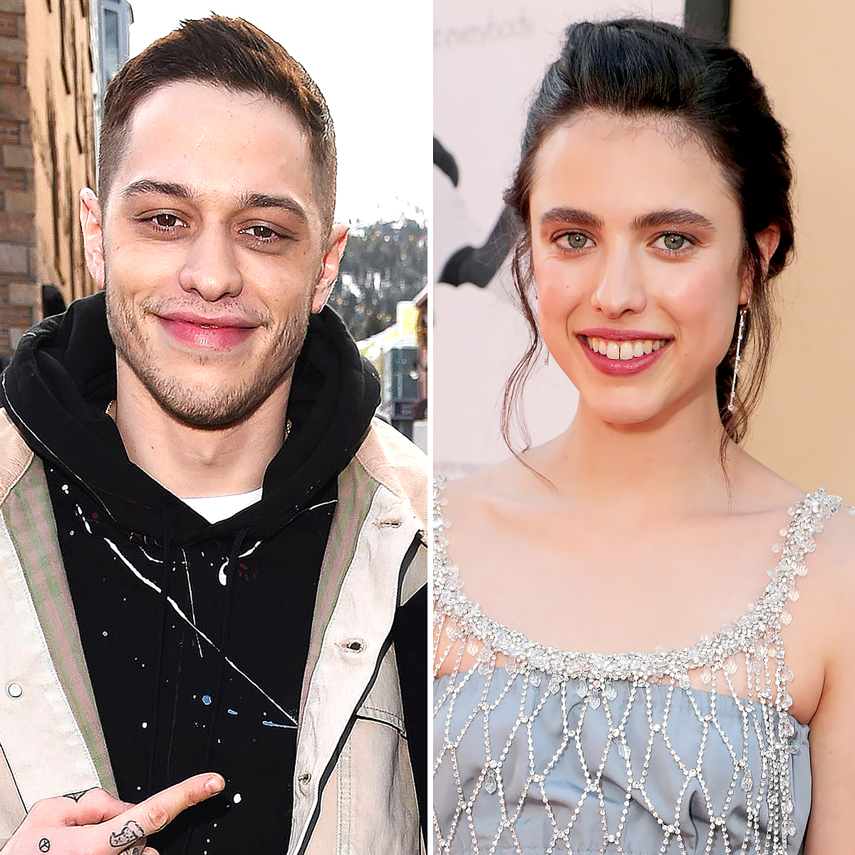 Pete-Davidson-Is-Dating-Actress-Margaret-Qualley 1
