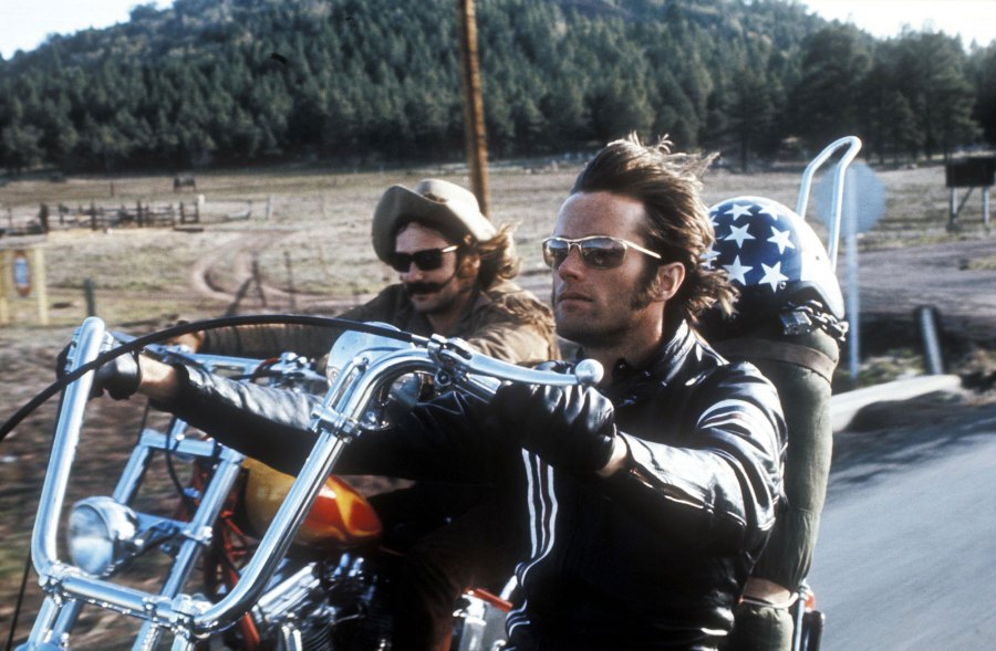 Peter Fonda Dead Easy Rider
