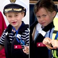 Prince-George-Princess-Charlotte-sailing