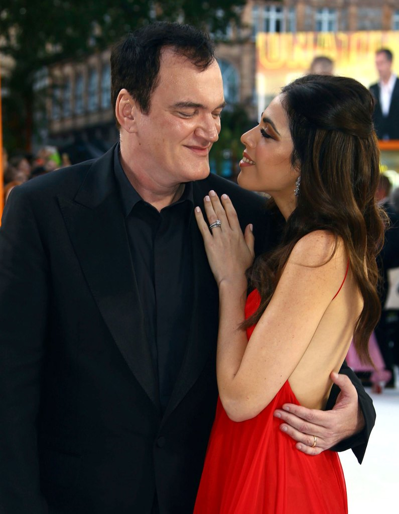 Quentin Tarantino Expecting First Child With Wife Daniella Pick