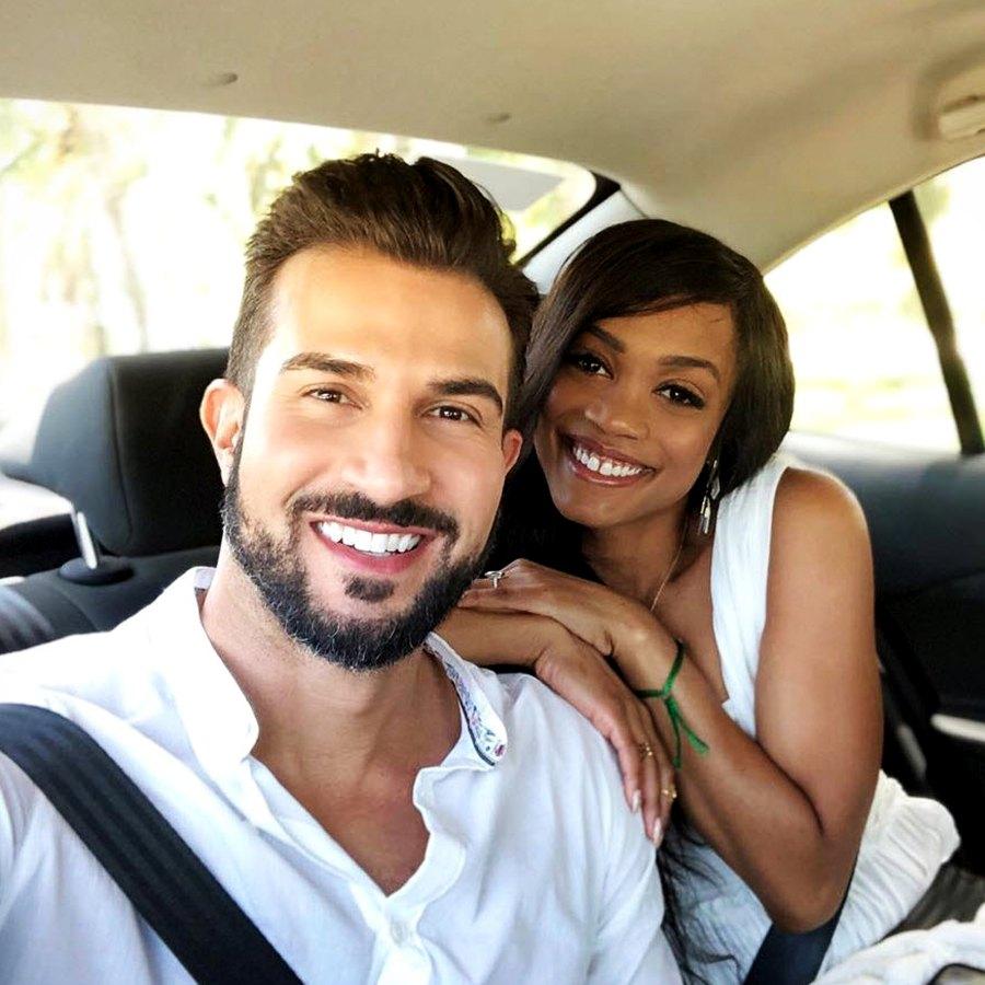 Rachel Lindsay Bryan Abasolo Honeymoon Wellness Resort Greece