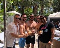Rachel Lindsay Fiance Bryan Abasolo Epic Bachelor Party Miami