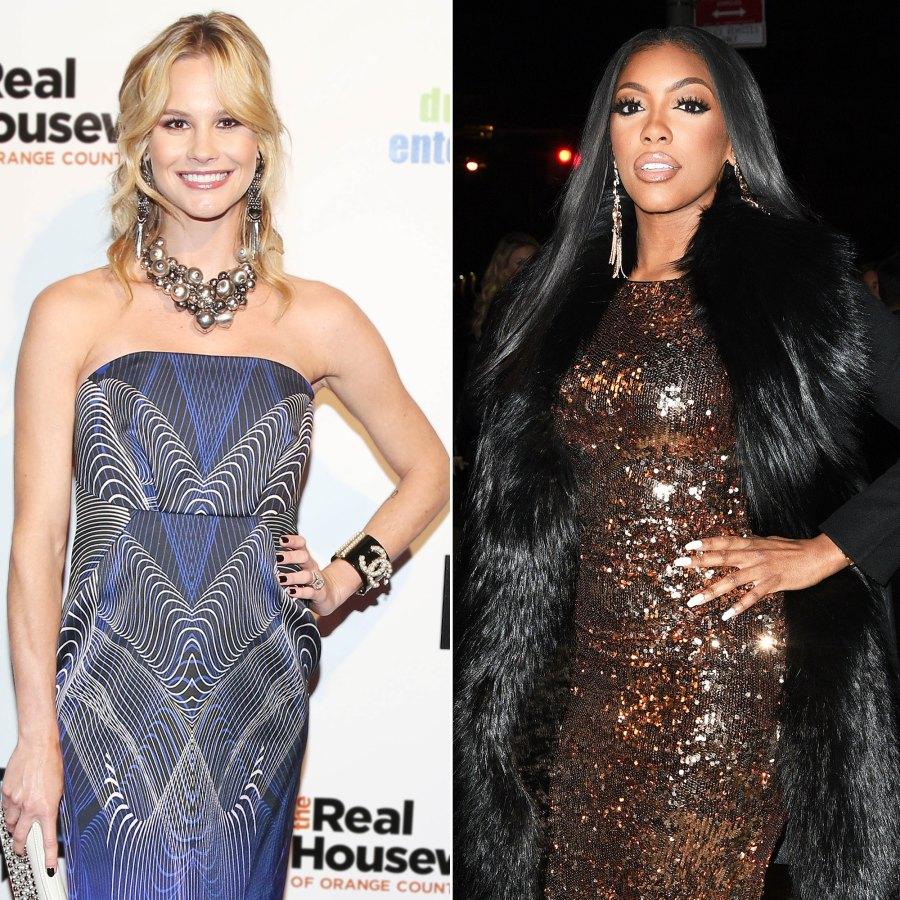 Real Housewives Babies Meghan King Edmonds, Porsha Williams