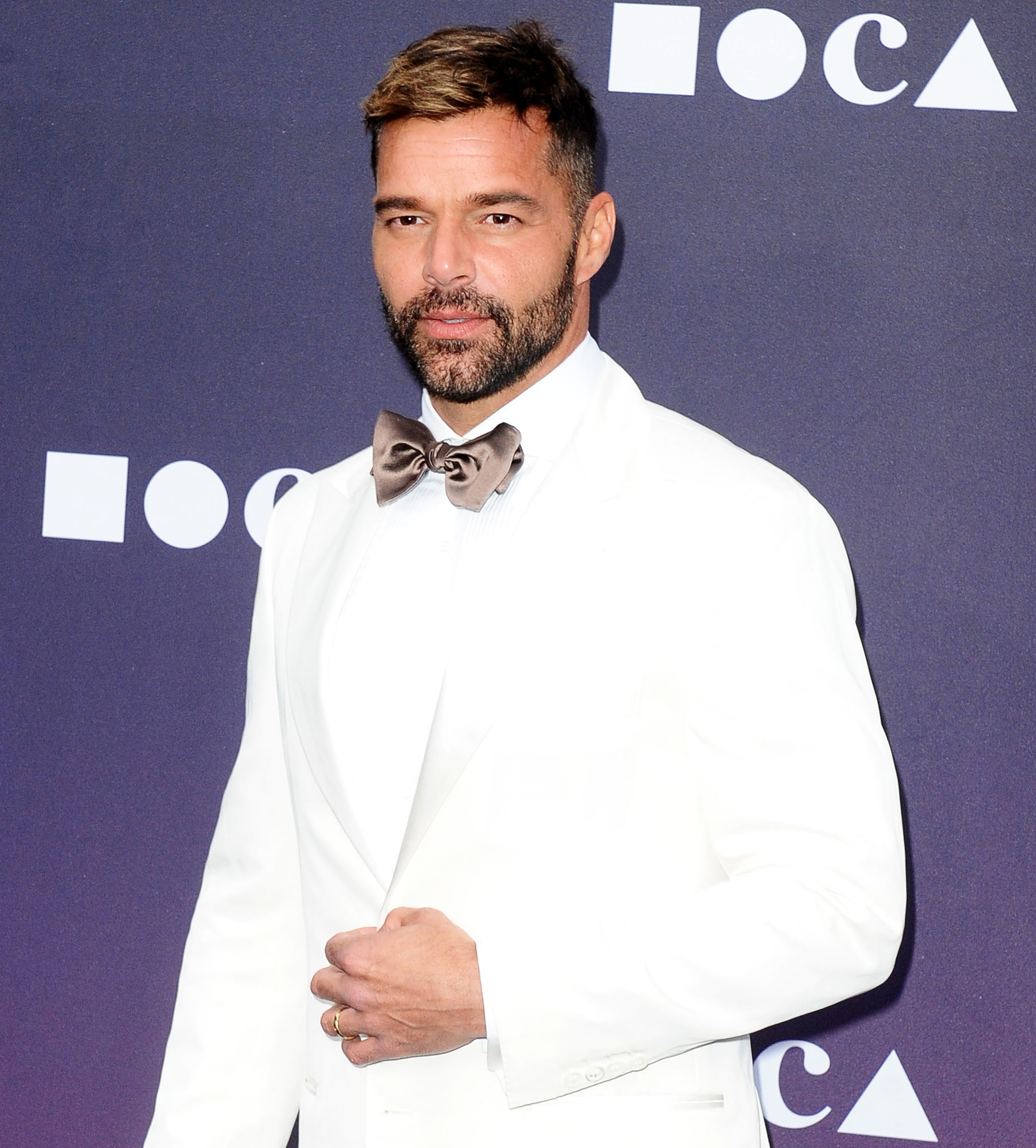 Ricky Martin Shares First Pic of Daughter Lucia