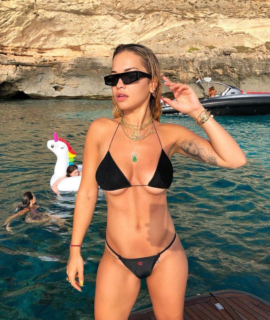 Rita Ora Bikini Instagram August 5, 2019