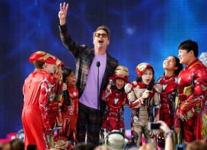Robert Downey Jr Teen Choice Awards 2019 Winner