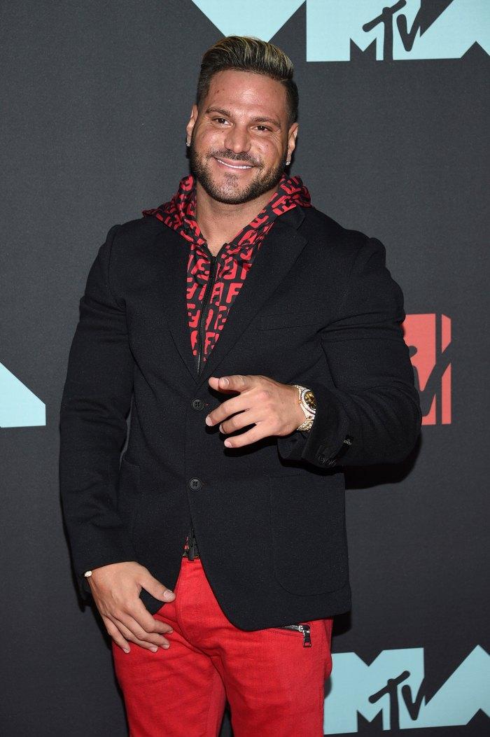 Ronnie Ortiz-Magro Feeling Disrespected Before VMAs 2019