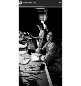 Selena Gomez New Album Teaser Instagram