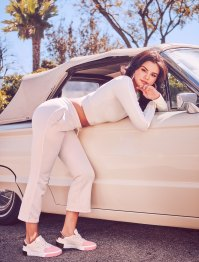 Selena Gomez x Puma Campaign Feature