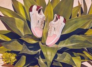 Selena Gomez x Puma Campaign Sneakers