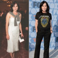 Shannen Doherty BH90210 Then and Now