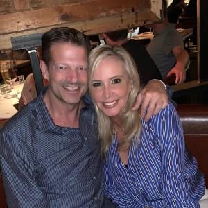 Shannon Beador With Boyfriend John Janssen